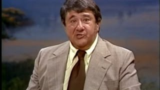 Buddy Hackett & Johnny Carson Joke Around, Part 1 on the Tonight Show Starring Johnny Carson