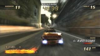 Burnout Revenge - Road Rage (Gameplay)