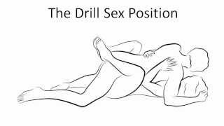 The Drill Sex Position - Deeper Missionary Sex