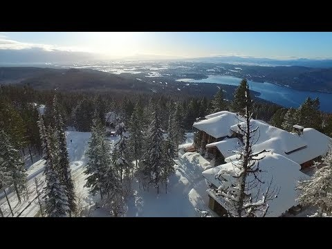 Whitefish Montana Real Estate | 1059 Whispering Pines Ln | Overview Video  (MLS Version)