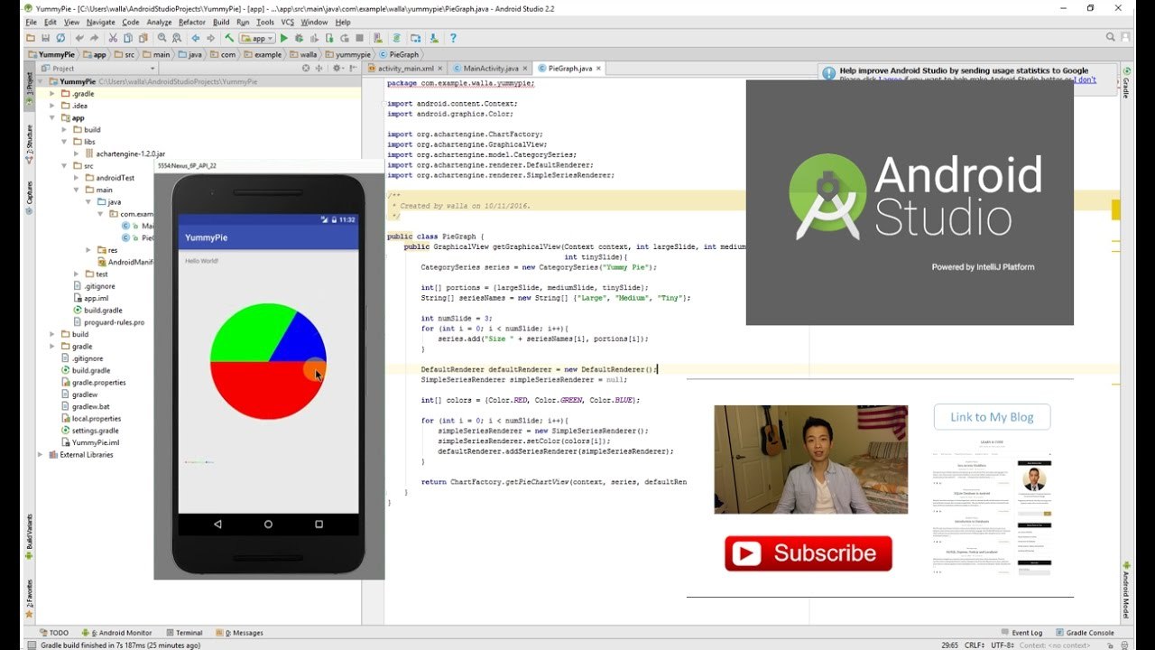 How to pie chart in android achartengine wallace zhen youtube how to pie chart in android achartengine wallace zhen nvjuhfo Images