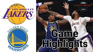 Lakers vs Warriors Highlights FULL GAME | NBA February 27