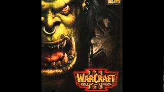 Warcraft III Reign of Chaos Music - Orc 2