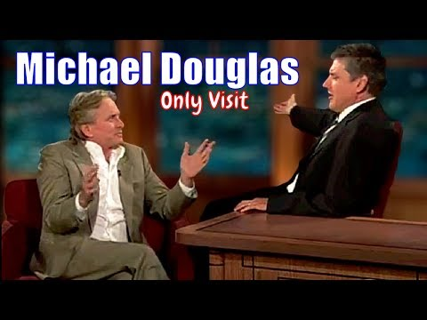 Michael Douglas - Solid Guest, Solid Interview - His Only Visit [Text & Imagery] en streaming