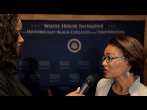 Stacy Milner (EICOP), talks launch of White House HBCUs in L.A. Internship Program