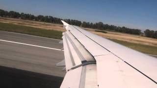 Arriving Rome Leonardo da Vinci Airport (FCO) from Frankfurt.