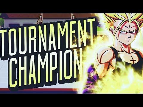 WORLD TOURNAMENT CHAMPION! Dragon Ball Xenoverse 2 World Tournament