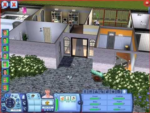 The Sims 3 - VEM FÅR SOVA PÅ BÄNKEN? - Last one Standing DEL 1