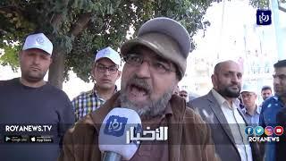 المعلمون يعتصمون احتجاجاً على التعديلات الأخيرة لنظام الخدمة المدنية - (16-4-2018)