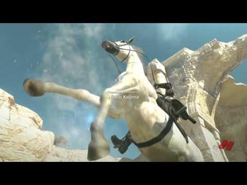 Metal Gear Solid V The Phantom Pain #2  Kaz Miller e os Membros Fantasmas (Gameplay PT BR)