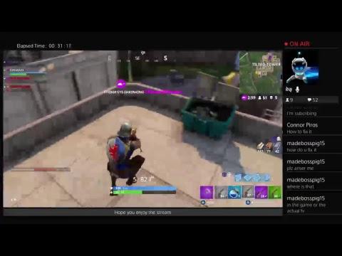 How to fix screen size Fortnite