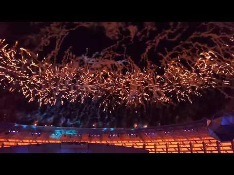 Baku 2017 Islamic Solidarity Games closing ceremony HD