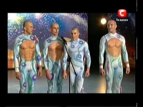 «Україна має талант-3» Днепропетровск - Водный мир