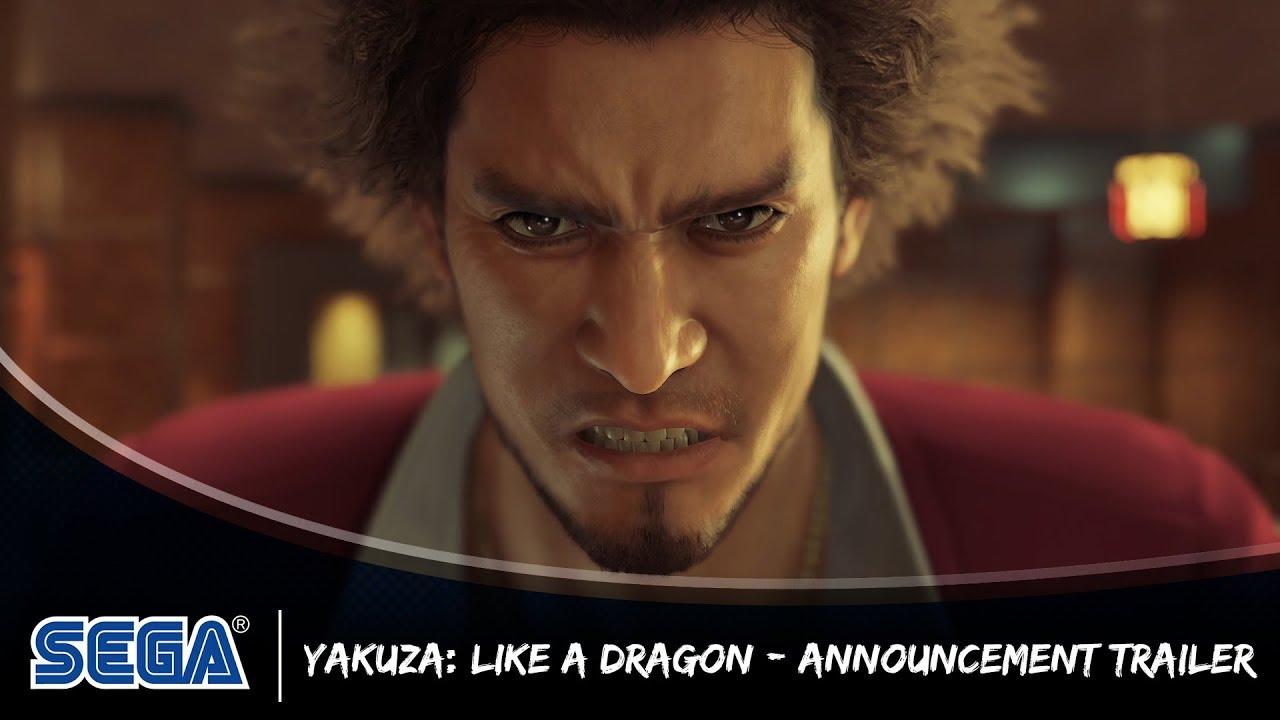 Yakuza Like A Dragon Western Release Date Set For 2020 Stevivor