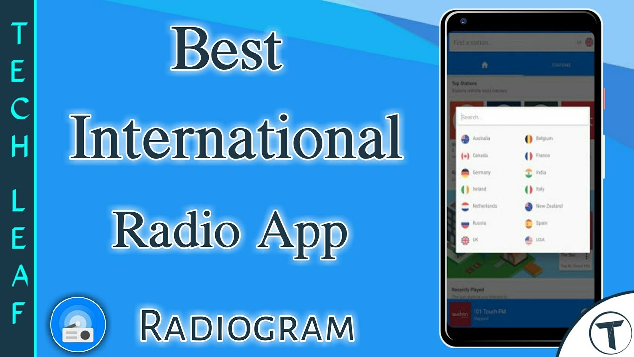 Beste Internetradio App