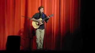 Ed Sheeran Thinking Out Loud cover by Walker Burroughs