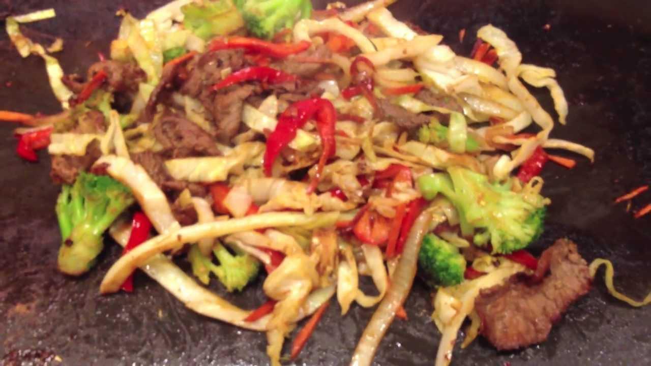 How To Make Mongolian Food