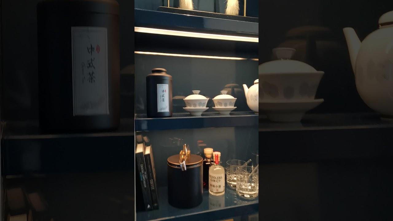 廣州瑰麗酒店101樓層雙床房 - YouTube