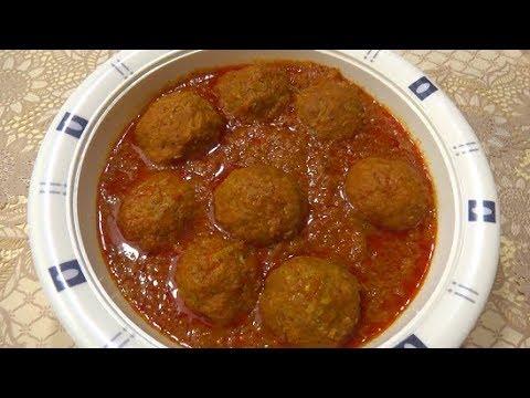 Afghani kofta Recipe طرز تهیه کوفته خوشمزه افغانی