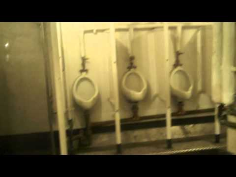 Battleship North Carolina The Head(Bathroom) Tour