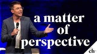 Video A Matter of Perspective // Judah Smith download MP3, 3GP, MP4, WEBM, AVI, FLV Juli 2018