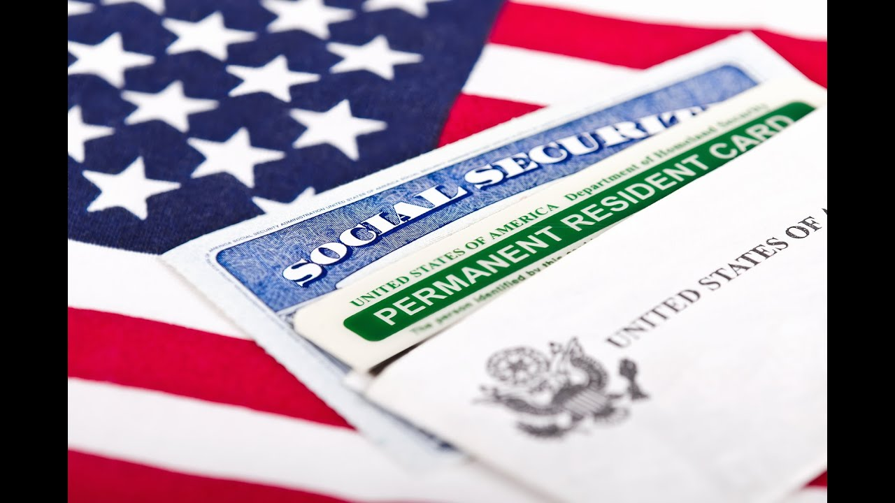 Green Card Application Process - YouTube