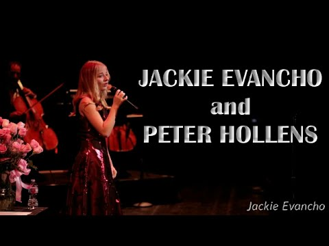Jackie Evancho & Peter Hollens - Come What May (Live in Concert)