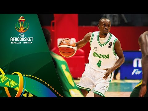 Nigeria v Senegal - Full Game - Semi Finals - FIBA AfroBasket 2017