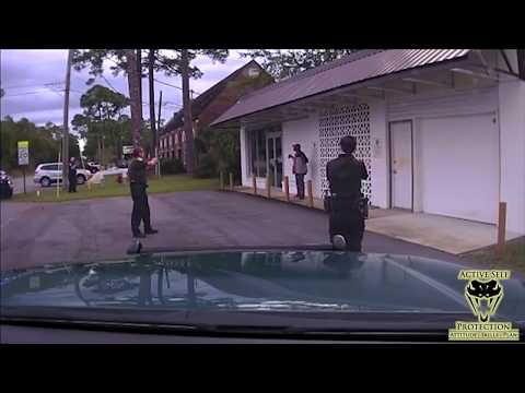 Felon in Possession Stopped by ECSO Deputies in Florida  Active Self Protection