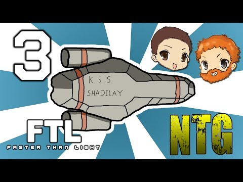 Tropes VS Women In Let's Plays! -- FTL: Faster Than Light Part 3! -- No Talent Gaming