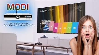 MODI - Android TV Streaming Device by ModTech Global