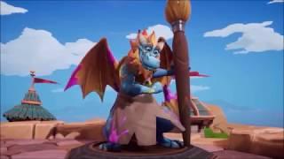 SRT Spyro The Dragon Kaikkien Patsaiden Animaatiot Muut Skenet