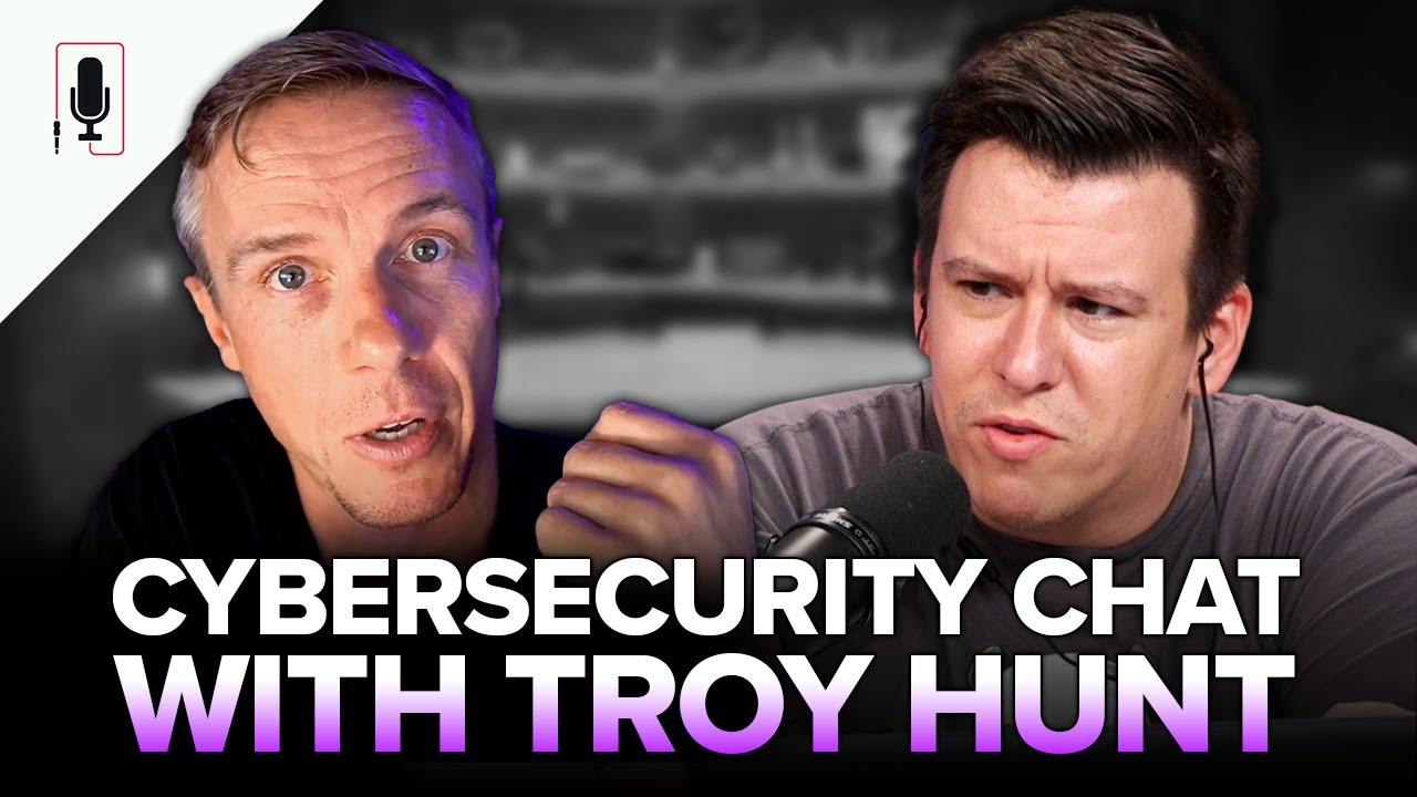 Cybersecurity Expert Troy Hunt On Cryptocurrency, VPNs, Doxxing, Facebook, & Have I Been Pwned? Ep51