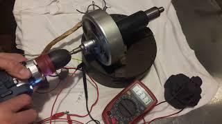 How to make Mini windgenerator  darmowa energia Free Energy Generator (Jak zrobić)