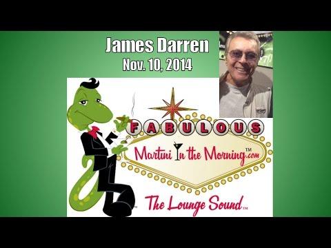 James Darren on Martini in the Morning - Nov 10, 2014