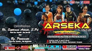 Live Streaming Cursari ARSEKA MUSIC ARS AUDIO JILID 2 HVS SRAGEN CREW 01 EDISI SIANG