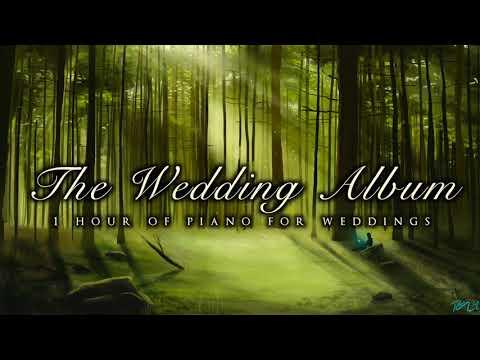 1 Hour of Wedding Piano | Piano for Wedding Reception & Aisle