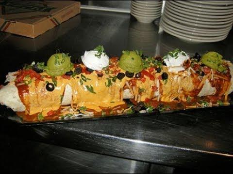 Street Food Mexican Burrito Find Complete Recipe