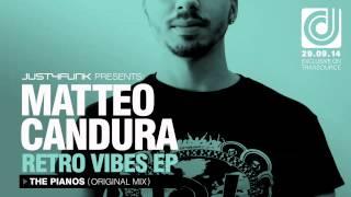 Matteo Candura - Retro Vibes EP (Edits)