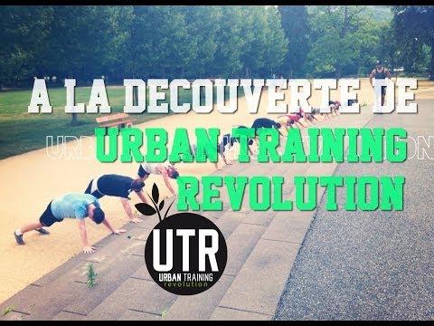 Urban Training Revolution | Et si votre salle de Sport c'était DEHORS ??