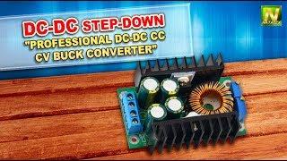 """[Natalex] Мощный понижающий DC-DC преобразователь XL4016 """"DC-DC CC CV Buck Converter""""..."""
