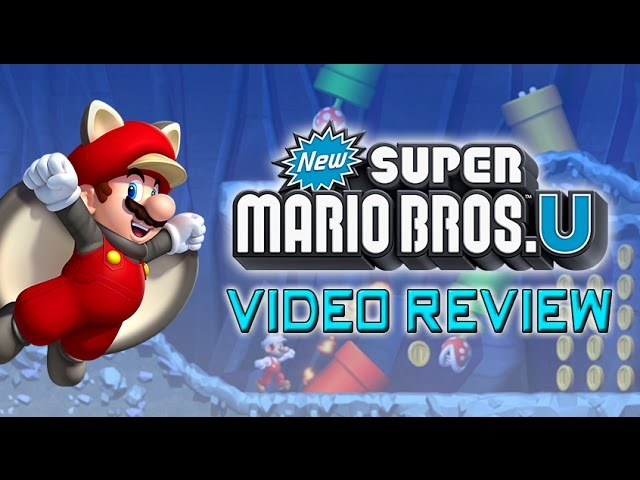 SXS - New Super Mario Bros. U (WiiU) - Video Review Travel Video