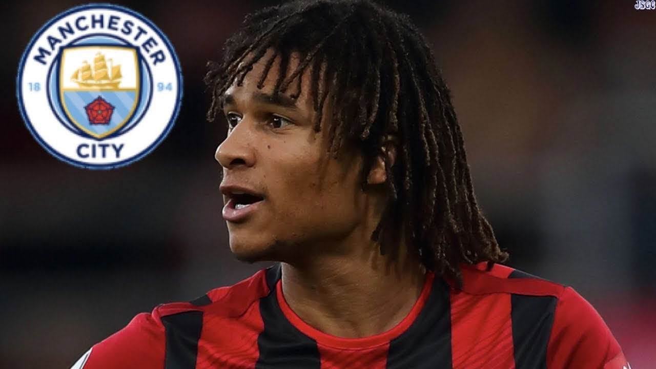 Nathan Ake in Manchester for Man City medical ahead of £