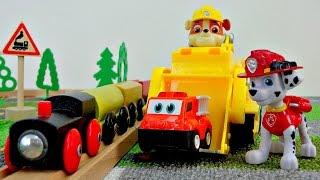 Щенячий патруль - Случай на железной дороге
