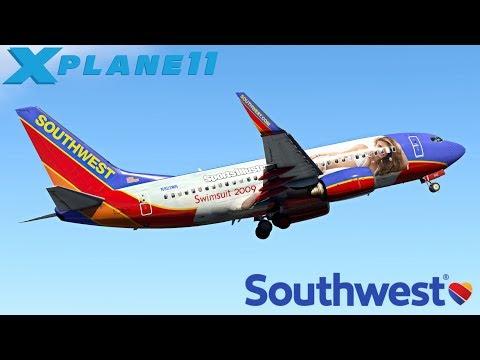 ULTRA REALISTIC EYE CANDY | 737-700U | X-Plane 11