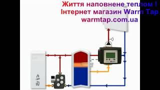Пример работы изделий ESBE для котлов на твердом топливе(Більше інформації ви знайдете на нашому сайті http://warmtap.com.ua/shop/brand/esbe- Шведська продукція означає надійність..., 2016-02-23T21:39:36.000Z)