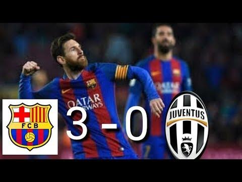 FC Barcelona vs Juventus 3-0 All Goals & Highlights - 12 September 2017 HD