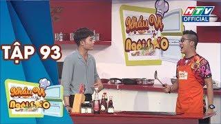 image KHẨU VỊ NGÔI SAO | Anh Tú đòi Hoàng Rapper nấu cho ăn | KVNS #93 FULL | 21/4/2019