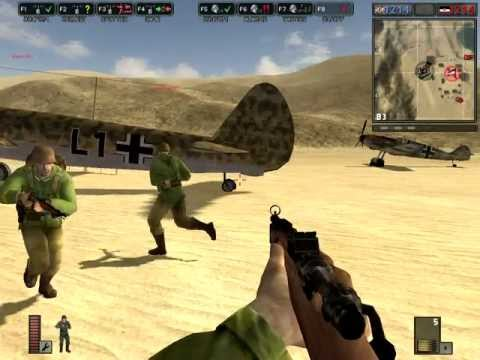 Battlefield 1942 Party - Part 1 [HD][HUN] - gamezone05