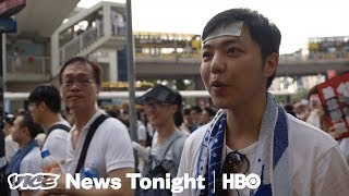 Why Hong Kong Is Rising Up (HBO)